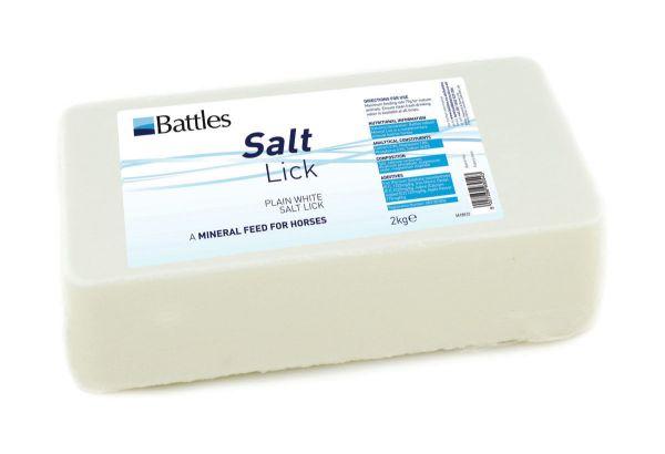 Picture of Battles Salt Lick Plain 2kg