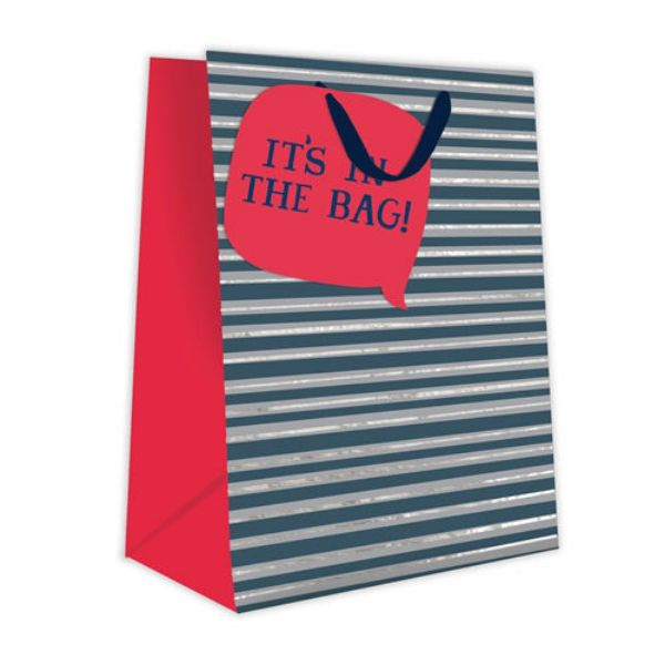 Picture of Gift Bag Medium - Its In The Bag