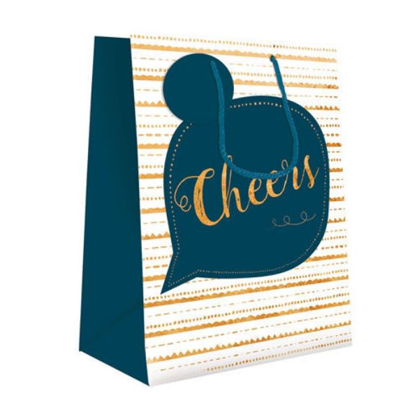Picture of Gift Bag Medium - Cheers