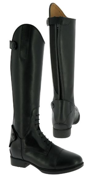 Picture of Equi Theme Junior Riding Boots Black