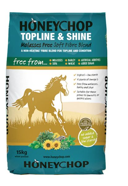 Picture of Honeychop Topline & Shine 15kg