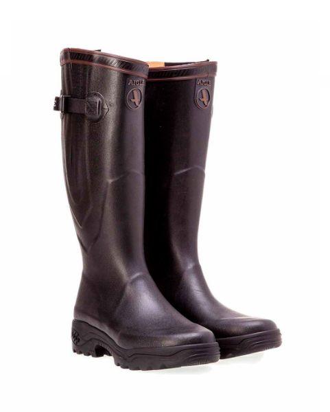 Picture of Aigle Parcours 2 Var Rubber Boots Noir