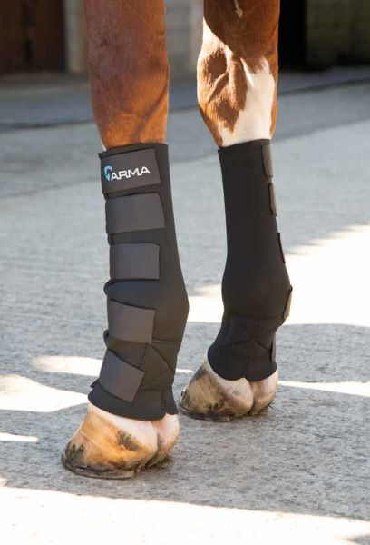 Picture of Shires Mud socks Black