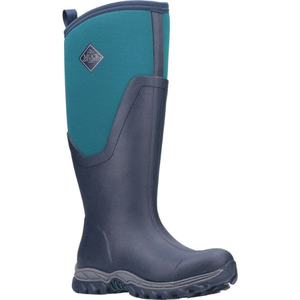 Picture of The Muck Boot Co Arctic Sport II Total Eclipse/Spruce