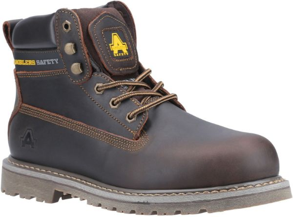 Picture of Amblers FS164 SBP Safety Boot Brown