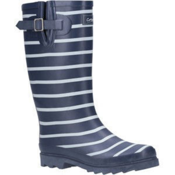 Picture of Cotswold Sailor Welly Navy