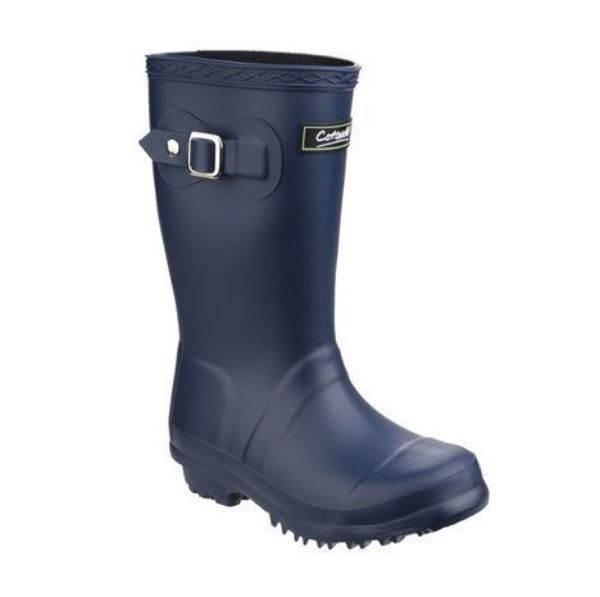 Picture of Cotswold Kids Buckingham Welly Navy