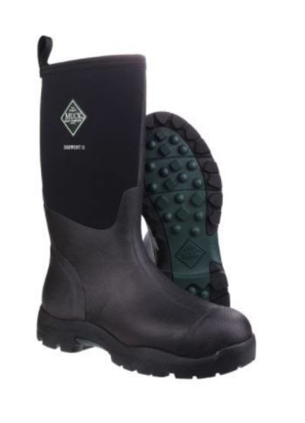 Picture of The Muck Boot Co. Derwent II Black