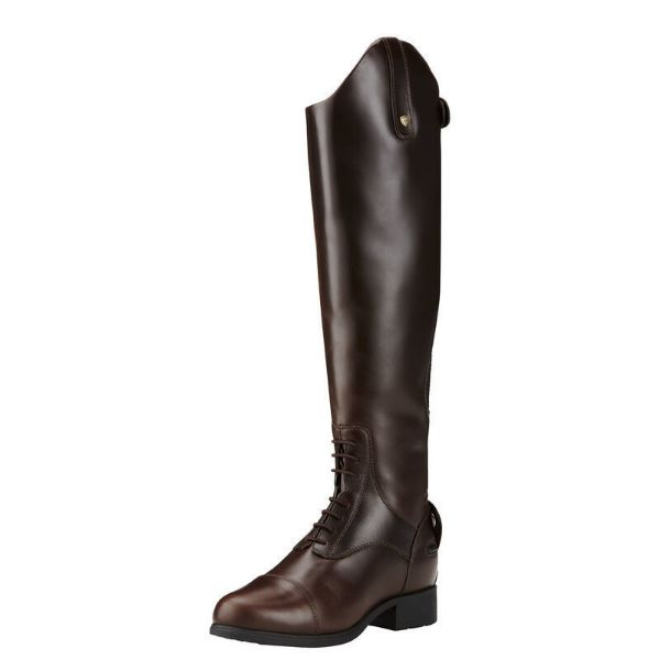Picture of Ariat Tall H20 Insulated Bromont Pro Waxed Chocolate