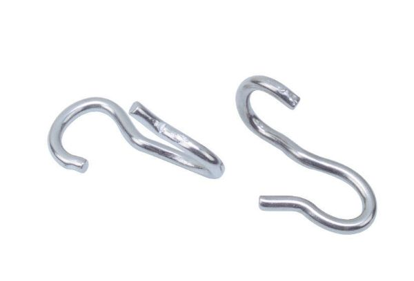 Picture of SS Curb Chain Hooks