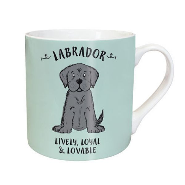 Picture of Tarka Mug - Lively Labrador