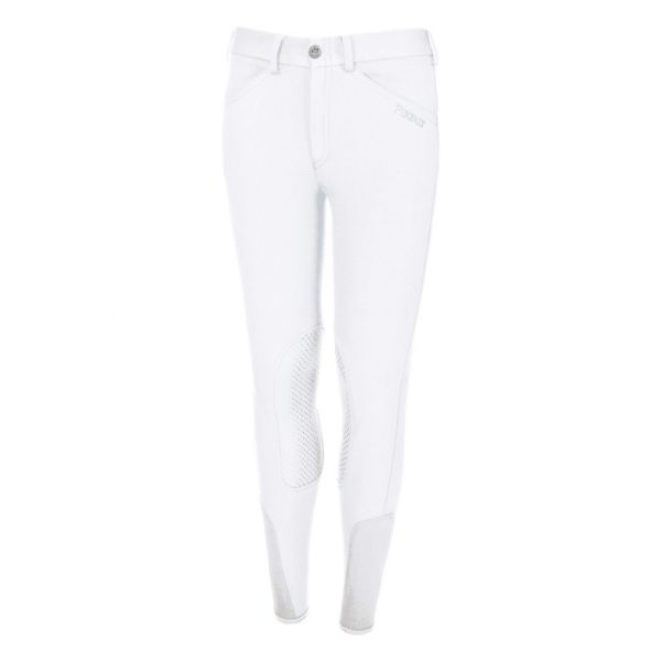 Picture of Pikeur Brooklyn Grip Breeches White