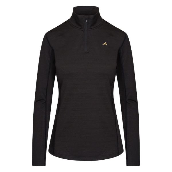Picture of Euro Star ES-Scottie Long Sleeve Top Meteorite-Meteorite