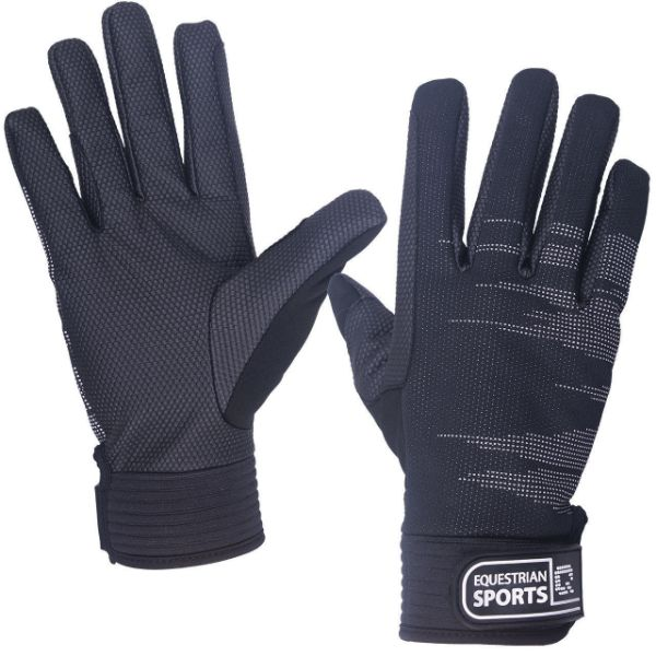 Picture of QHP Quebec Glove Black