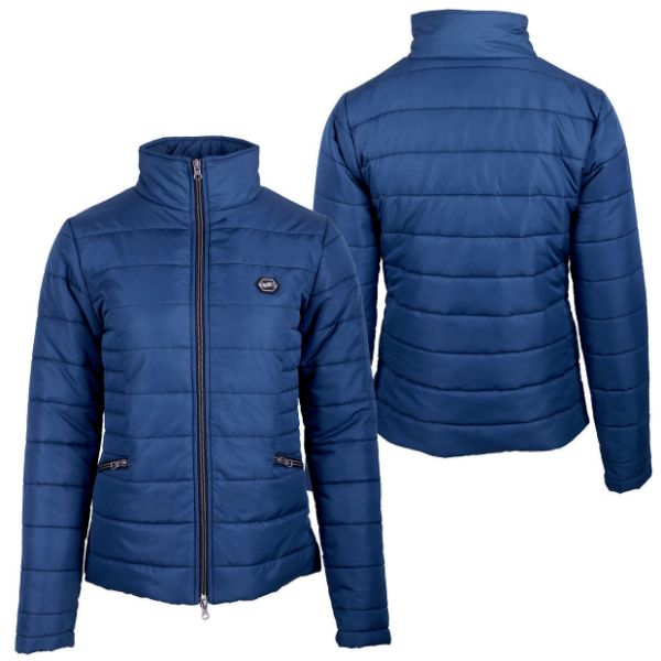 Picture of QHP Jalou Winter Jacket Classic Blue