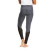 Picture of Ariat Eos Knee Patch Tight Grey