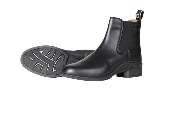 Picture of Dublin Adults Altitude Jodhpur Boots Black