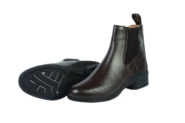 Picture of Dublin Childs Altitude Jodhpur Boots Brown