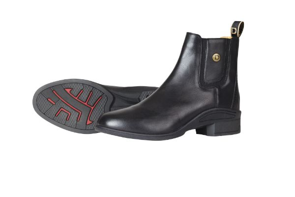 Picture of Dublin Adults Rapture Jodhpur Boots Black