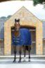 Picture of Weatherbeeta Fleece Cooler Standard Neck Dark Blue/Grey/White