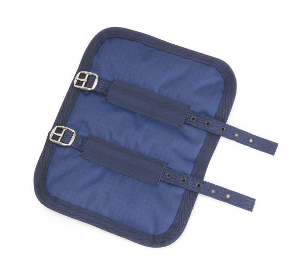 Picture of Shires Chest Expander Navy Buckle