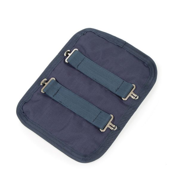 Picture of Shires Chest Expander Navy T-bar