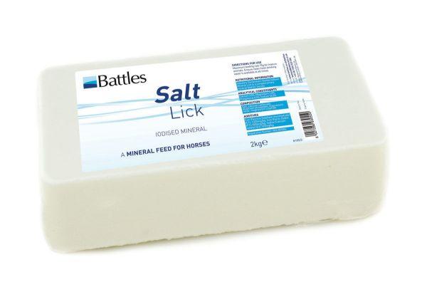 Picture of Battles Salt Lick Iodised 2kg