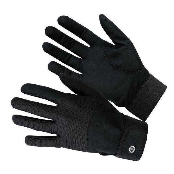 Picture of KM Elite Wet Grip Gloves Black
