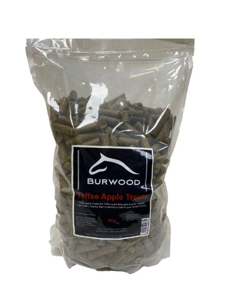 Picture of Burwood Toffee Apple Treats 4kg