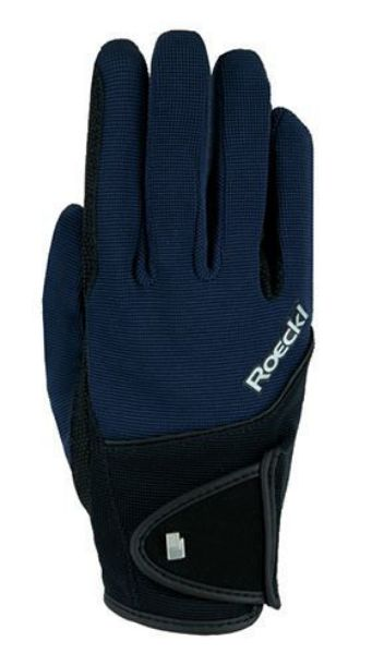 Picture of Roeckl Sports Gloves Milano Winter Navy