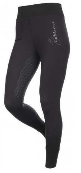 Picture of Le Mieux Active Wear Seemless Breech Pull Ons Black