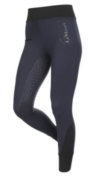 Picture of Le Mieux Active Wear Seemless Breech Pull Ons Navy