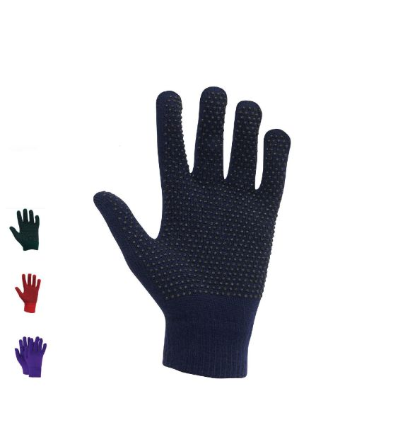 Picture of Dublin Childs Magic Pimple Grip Riding Gloves