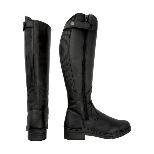 Picture of HyLAND Londonderry Winter Country Riding Boots Black