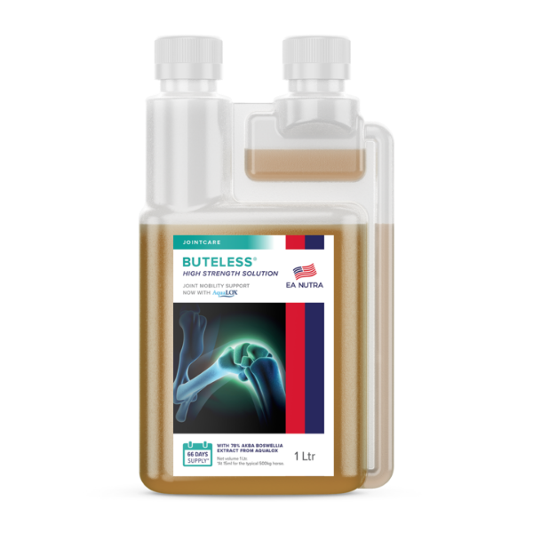 Picture of Equine America EA NUTRA Buteless High Strength Solution 1L