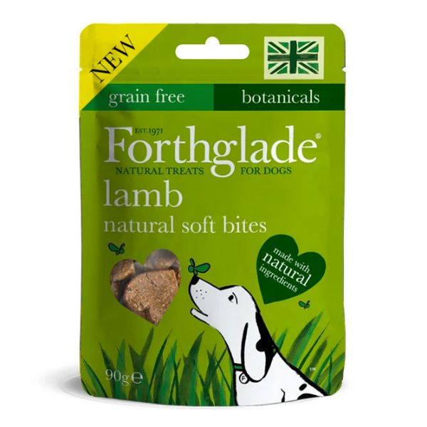 Picture of Forthglade Natural Soft Bites Lamb 90g