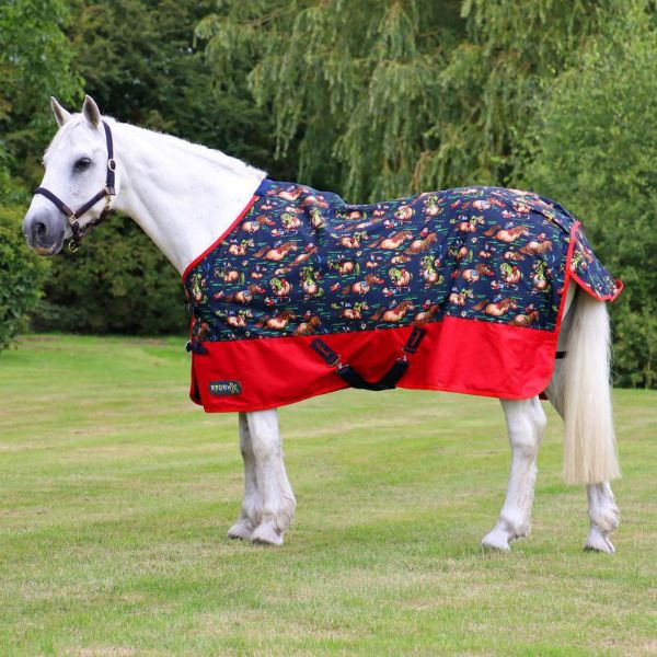 Picture of StormX Original 0g Turnout Rug - Thelwell Collection