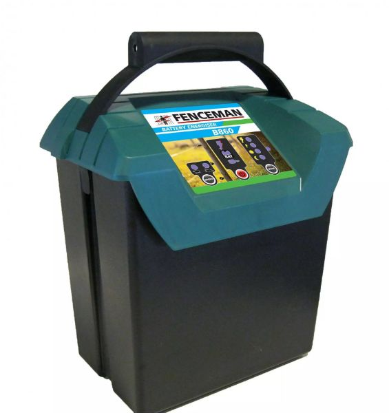 Picture of Fenceman Battery Energiser B860