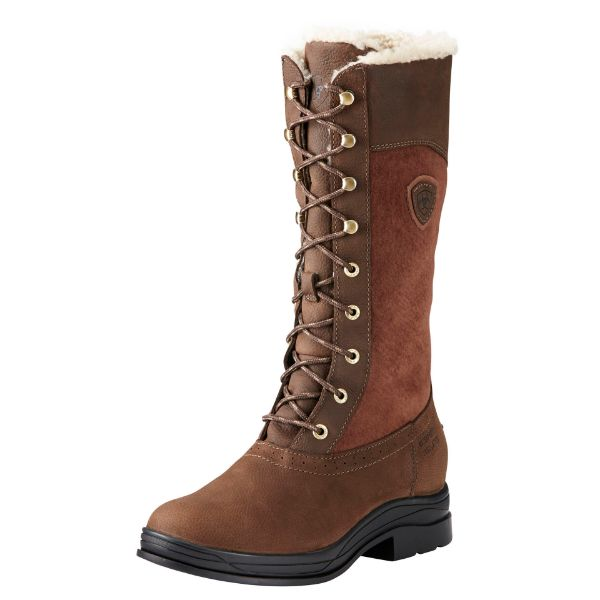 Picture of Ariat Women's Wythburn H20 Insulated Java