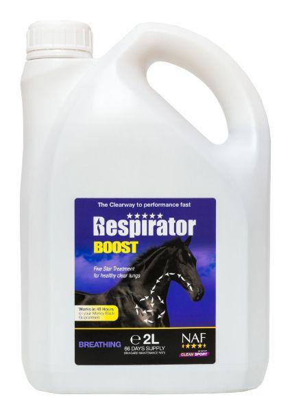 Picture of NAF 5 Star Respirator Boost 2L