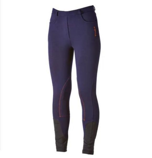 Picture of Firefoot Kids Farsley Breeches Navy