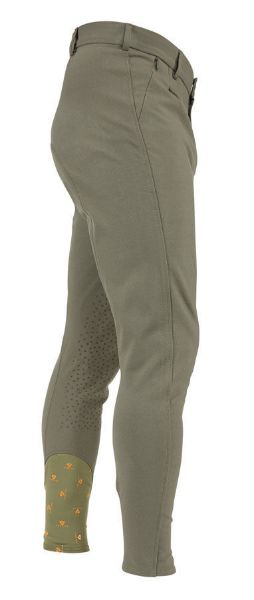 Picture of Aubrion Walton Gents Breeches Olive