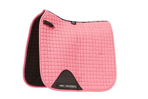 Picture of Weatherbeeta Prime Dressage Saddle Pad Bubblegum Pink Full