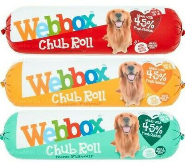 Picture of Webbox Assorted Chubs 15x720g