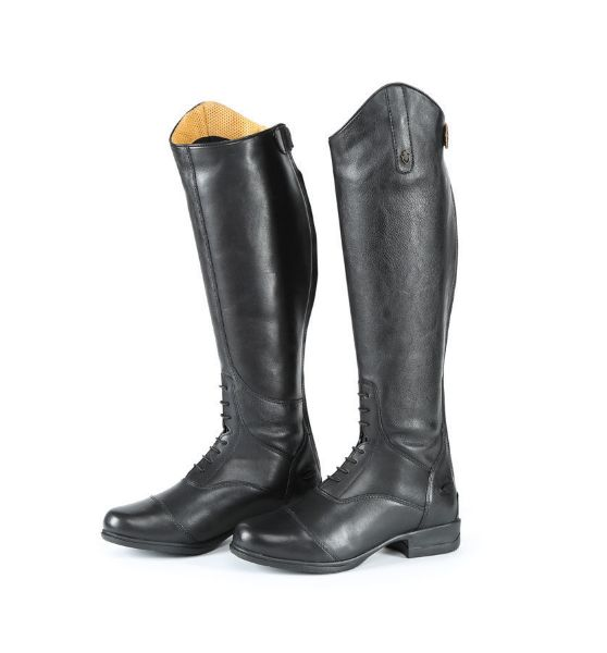 Picture of Shires Moretta Gianna Riding Boot Black