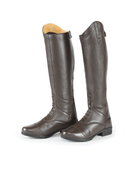 Picture of Shires Moretta Gianna Riding Boot Brown