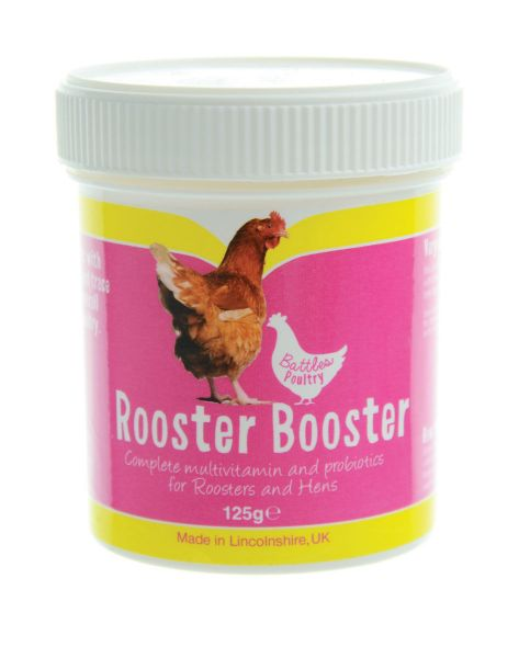 Picture of Battles Rooster Booster 125g