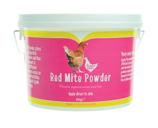 Picture of Battles Red Mite Powder 2KG