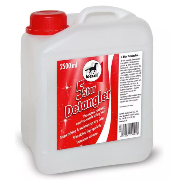 Picture of Leovet 5 Star Detangler 2500ml