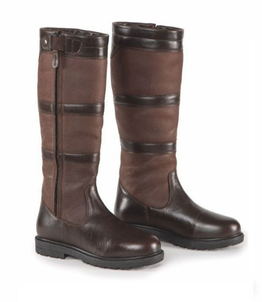 Picture of Shires Moretta Bella Country Boots Brown